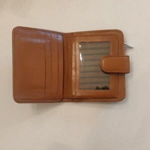 Accessories - Brown Wallet